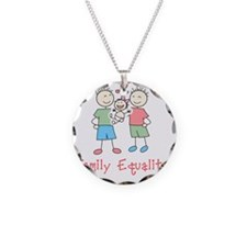 Family Equality Necklace