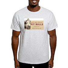 Vintage Ask Me 1 Light T-Shirt