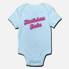 Birthday Babe Infant Bodysuit