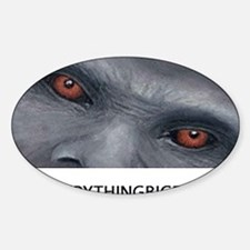 EVERYTHING BIGFOOT! Decal