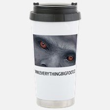 EVERYTHING BIGFOOT! Travel Mug