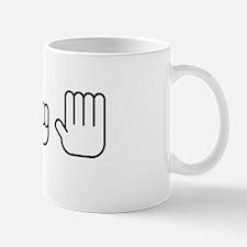 305 Hands Style Mug