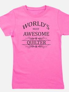 quilter Girl's Tee