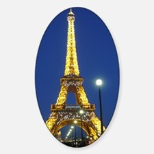 Eifel Tower at Night Decal