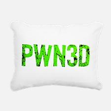 My Daddy Pwn3d Your Dadd Rectangular Canvas Pillow