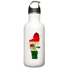 Mexican Pride Tee Water Bottle