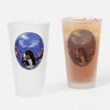 Greater Swiss Christmas Drinking Glass