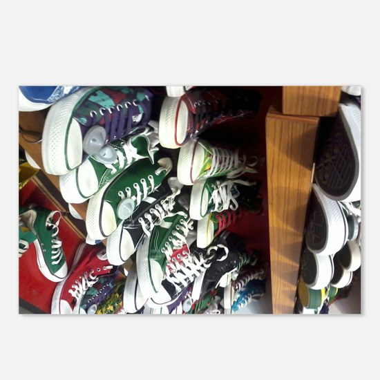 ConVERSE Postcards (Package of 8)