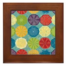 fafsaf Framed Tile