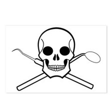 Chompy Chompy Pirates Postcards (Package of 8)