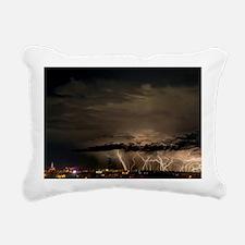 Albuquerque Storm Rectangular Canvas Pillow