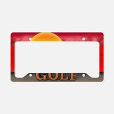 Play Disc Golf License Plate Holder