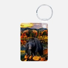 Bear Lookout Keychains