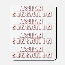 Asian Sensation x4 Mousepad