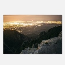 View Down Postcards (Package of 8)