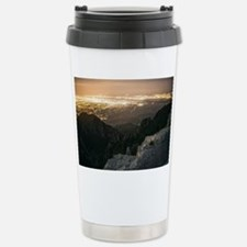 View Down Stainless Steel Travel Mug