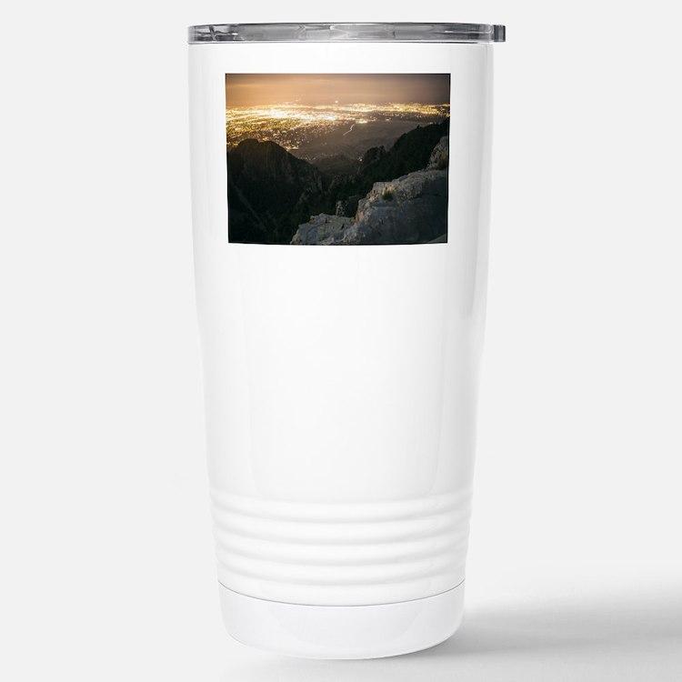 View Down Travel Mug