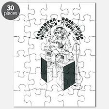 CBP Official Logo (B&W) Puzzle
