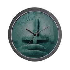 Infant Annihilator Band Tee Wall Clock
