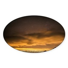 Yellow Sky Decal