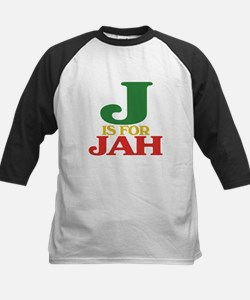 J is for Jah Tee