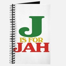 J is for Jah Journal