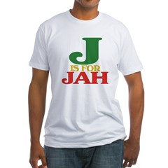 J is for Jah Shirt