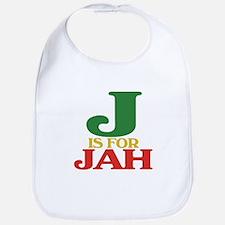 J is for Jah Bib