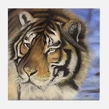 Daddys Tiger Tile Coaster