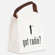 Amateur-Radio-02-A Canvas Lunch Bag