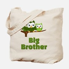 Big Brother Owl Tote Bag