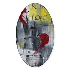 remember love Decal