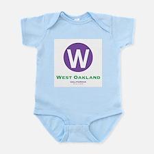 West Oakland Infant Bodysuit