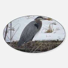 Great Blue Heron Decal
