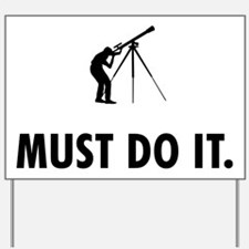 Astronomy-08-A Yard Sign