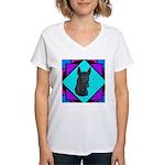 Xolo design Women's V-Neck T-Shirt