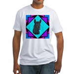 Xolo design Fitted T-Shirt