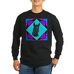 Xolo design Long Sleeve Dark T-Shirt
