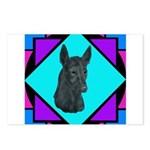 Xolo design Postcards (Package of 8)