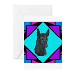 Xolo design Greeting Cards (Pk of 10)