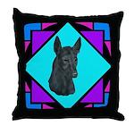 Xolo design Throw Pillow