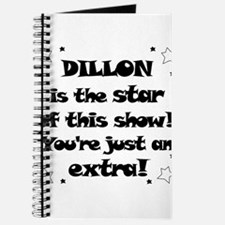Dillon is the star Journal