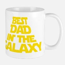 BEST DAD IN THE GALAXY Small Small Mug