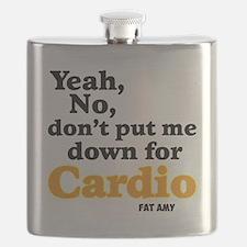 No Cardio Flask
