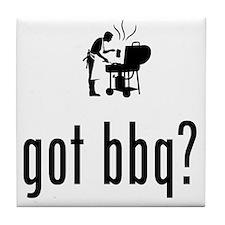 BBQ-02-A Tile Coaster