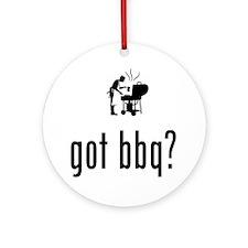 BBQ-02-A Round Ornament