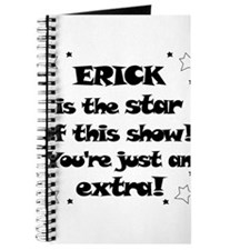 Erick is the star Journal