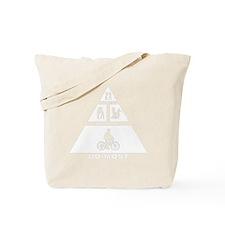 Bicycle-Rider-11-B Tote Bag