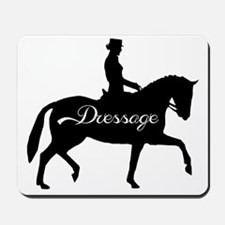 Dressage! Mousepad
