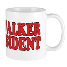 Scott Walker for President Mugs